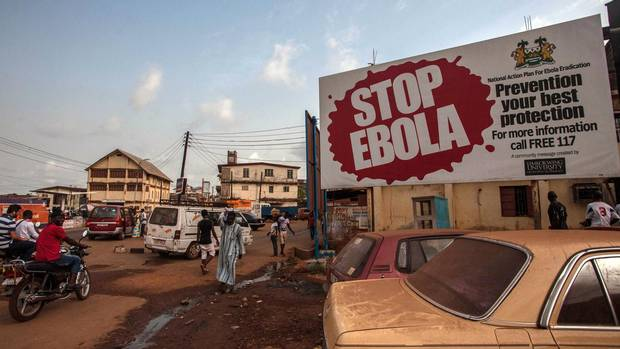 Day after all-clear, new Ebola case emerges in Sierra Leone