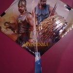 RT @sudheerbabu20: Nice to see #Baahubali kite in #pune on Sankranthi    @RanaDaggubati @ssrajamouli https://t.co/OhIZIqeszl