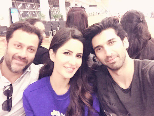 Thank u delhi. Now home sweet home #Fitoor #Pashmina #YehFitoorMera https://t.co/Z5sDQXvZ6w