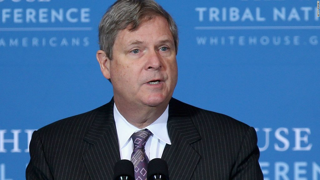 Agriculture Secretary Tom Vilsack will head an effort to fight heroin use