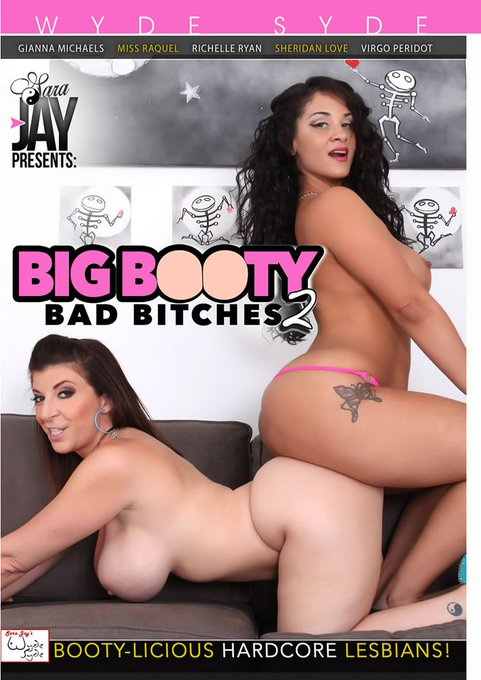 RT @SaraJayXXX: Now available: BIG BOOTY BAD BITCHES ? #WydeSydeProductions @pureplaymedia https://t