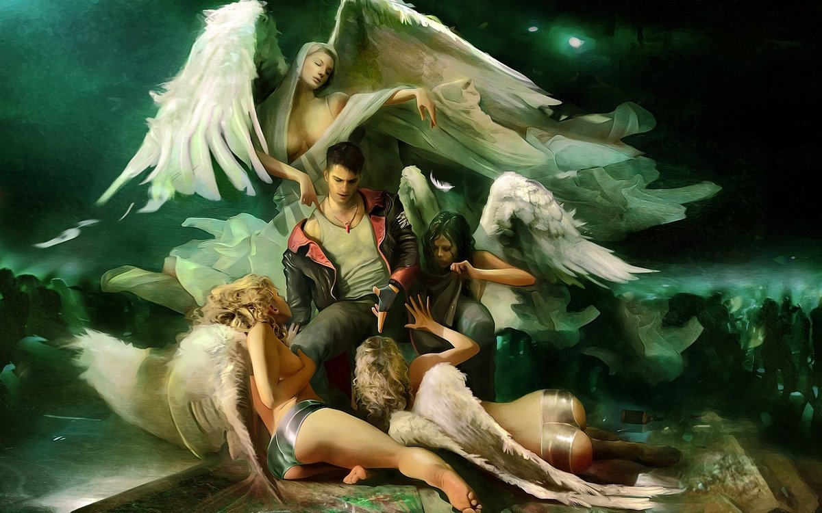 Happy 3rd Birthday to DmC: Devil May Cry! https://t.co/pr8pWOWC2G