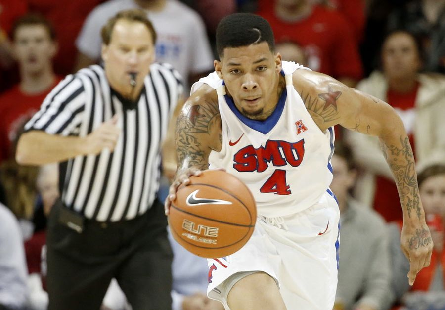 Update: SMU guard, former McDonald's All-American Keith Frazier to transfer to UNT https://t.co/l9ah1wJc1N https://t.co/IofhuOn6RK