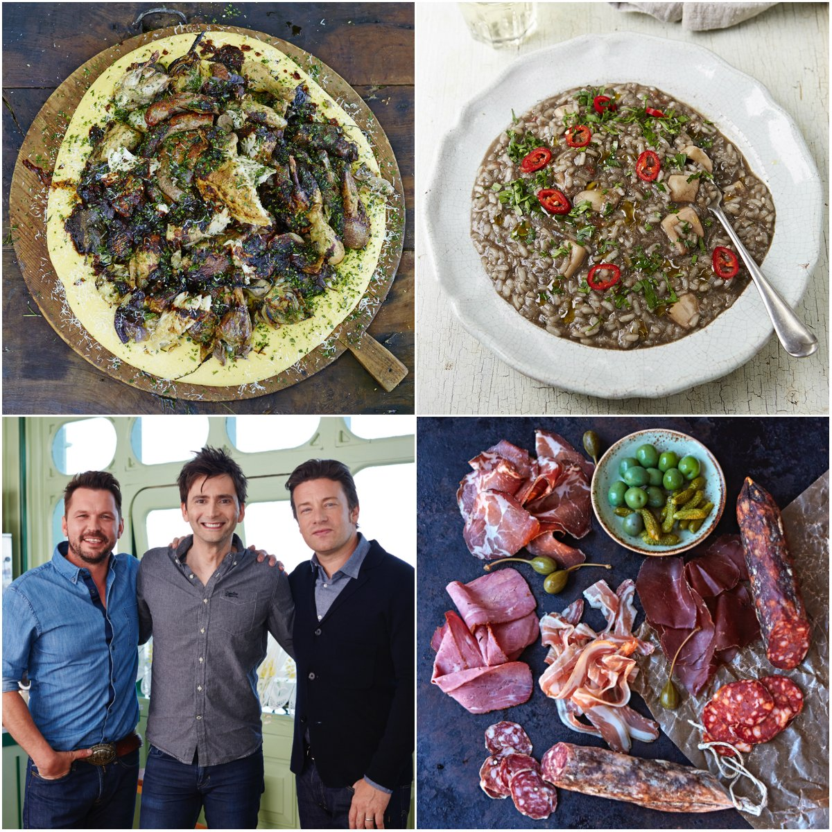 now that twitter is back! all the recipes from tonights #FridayNightFeast over on https://t.co/TD6Lhkf8Zf JO xxx https://t.co/laoAlM3mnC