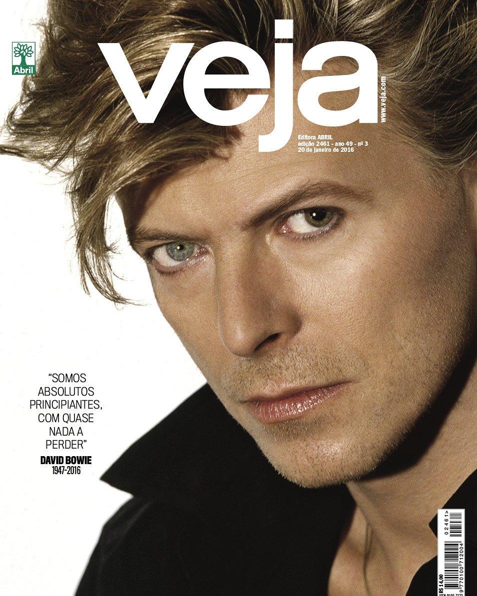 As outras quatro capas de VEJA dedicadas a David Bowie https://t.co/QDVdJRX9Ub