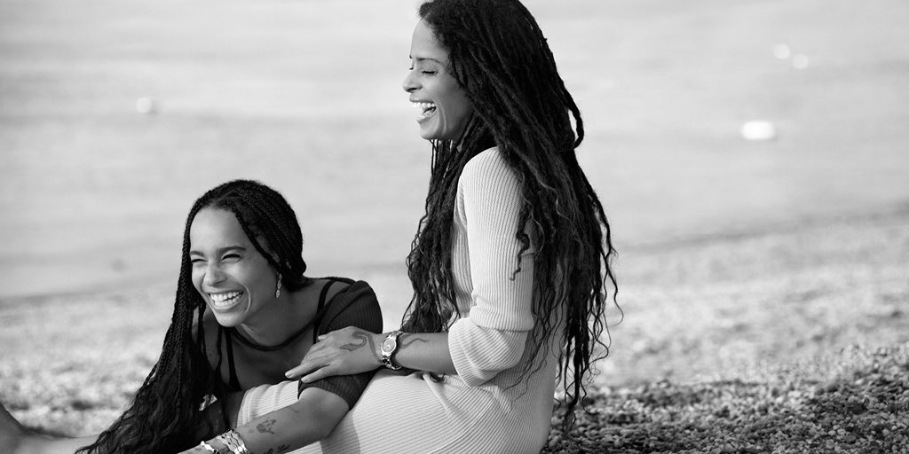Mother daughter moments for #ckminute. Love my 2016 ad campaign for @calvinklein Watches + Jewelry https://t.co/JB1uDPnMwf