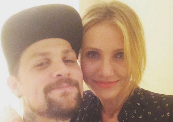 Benji Madden is gushing over his