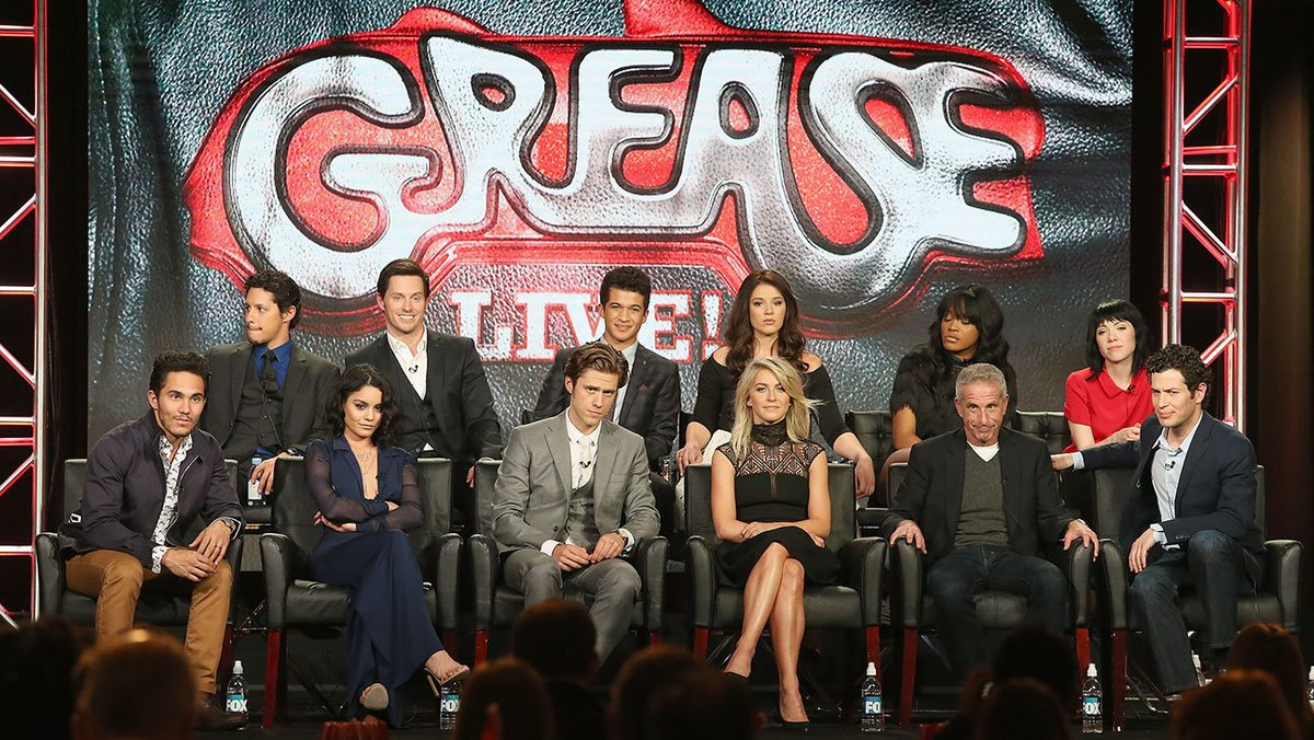 "'Grease: Live' Team Promises to Pay ""Respect"" to Film, Adds Stars Didi Conn and Barry Pearl https://t.co/FnoQ6w0sk9 https://t.co/7zp8w2spu9"