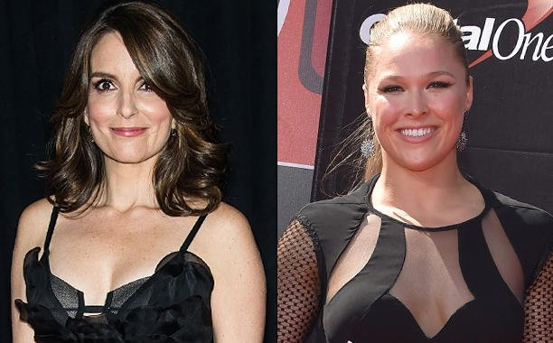Tina Fey and Ronda Rousey are costarring in 'Do Nothing Bitches':