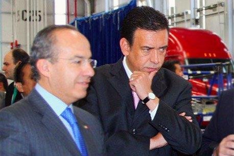 Cómplices Humberto Moreira y @FelipeCalderon ? https://t.co/nniRLW4DPP