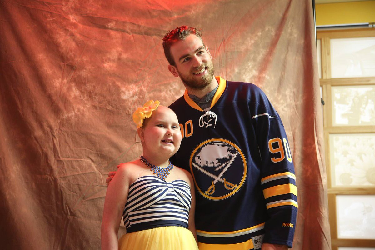 Ryan O'Reilly has always been an All-Star in our hearts. Good luck in Nashville this weekend! @BuffaloSabres https://t.co/tHU9SzwP0k