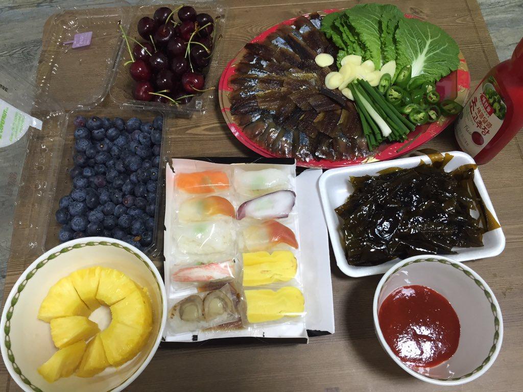 다먹고 잘 것이다~ #살안찐다전해라 https://t.co/p9LFYBRYGt