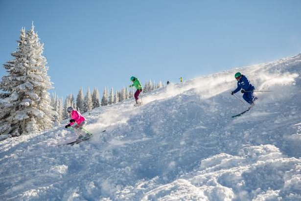 .@vailmtn reimagines the women's event with #SkadiVail: https://t.co/39pCdnztke  Photo: @VailDaily https://t.co/AYXB21S0QY