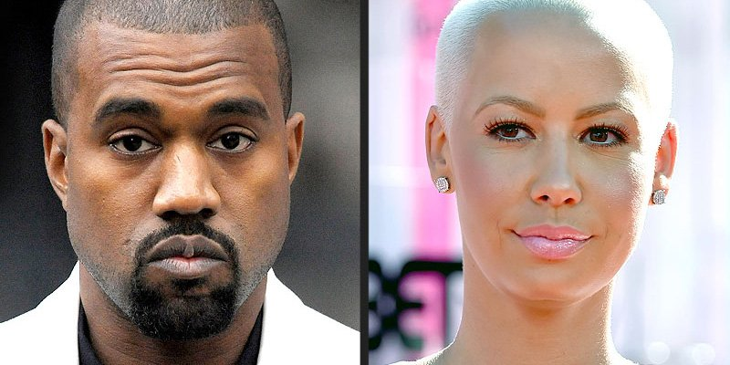 Amber Rose slams Kanye West for mentioning son in Twitter feud with Wiz Khalifa