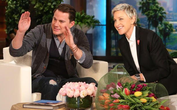 Channing Tatum says Beyoncé is like Keyser Söze: