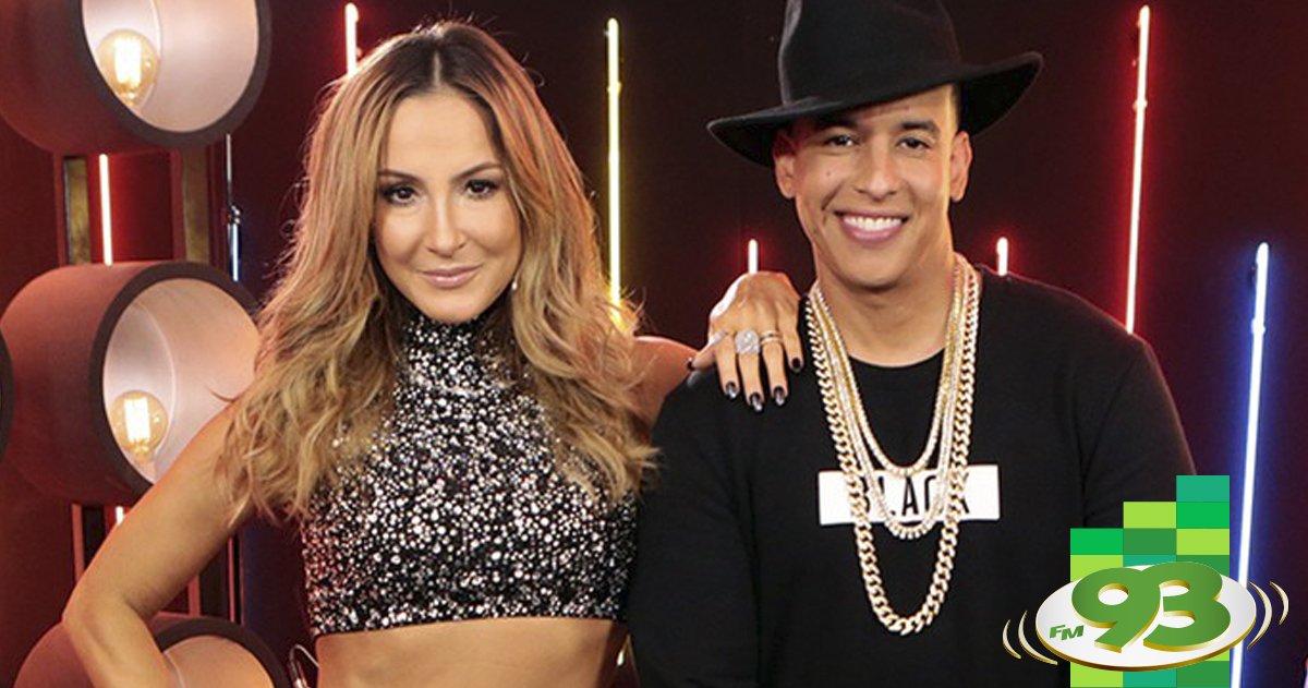 "#FM93 Claudia Leitte lança o clipe de ""Corazón"", com rapper Daddy Yankee; veja o vídeo: https://t.co/PDtFwI7y1C https://t.co/MZWkCAg7gK"