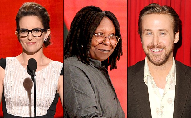 Tina Fey and Whoopi Goldberg headline diverse list of Oscar presenters: