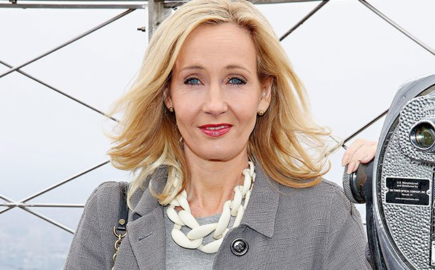 J.K. Rowling tweets about changing characters' gender: