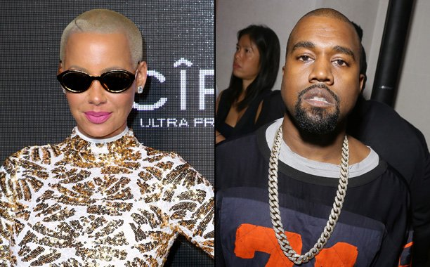 Amber Rose bashes Kanye West for mentioning her son in Twitter feud: