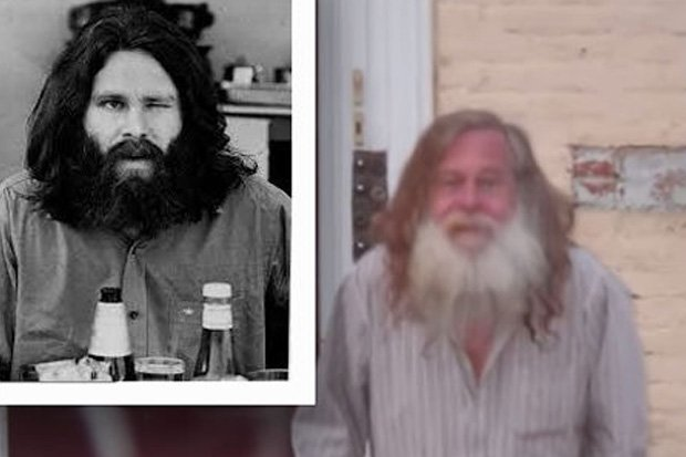 Does this video prove Doors frontman Jim Morrison is alive and well? /  sc 1 st  Scoopnest.com & Does this video prove doors frontman jim morrison is alive and well ...