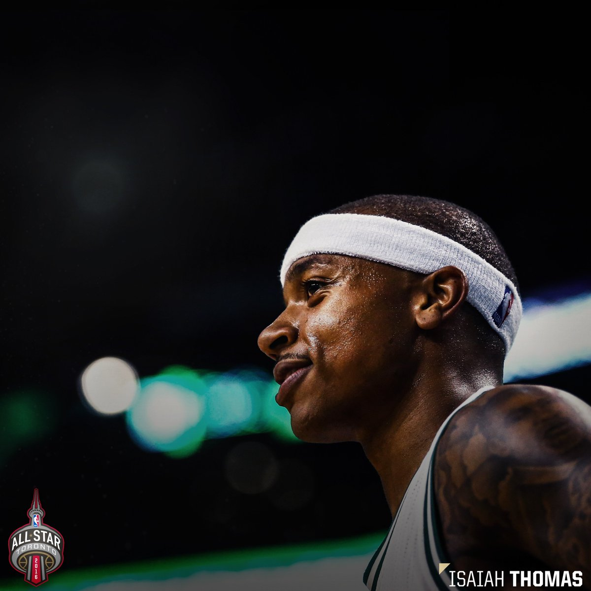 Heart over height. Congrats to @Isaiah_Thomas on being selected to his first @NBAAllStar game! #ProDawgs https://t.co/wj2I0kad5E