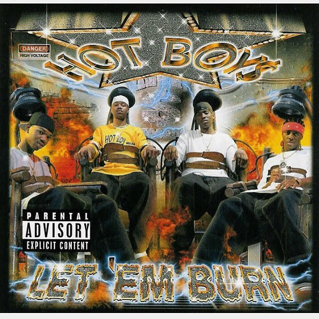 #TBT #HOTBOYS #LetEmBurn #Classic #RNS GOOD MUSIC DOESN'T HAVE AN EXPIRATION DATE #WeChangedTheGame