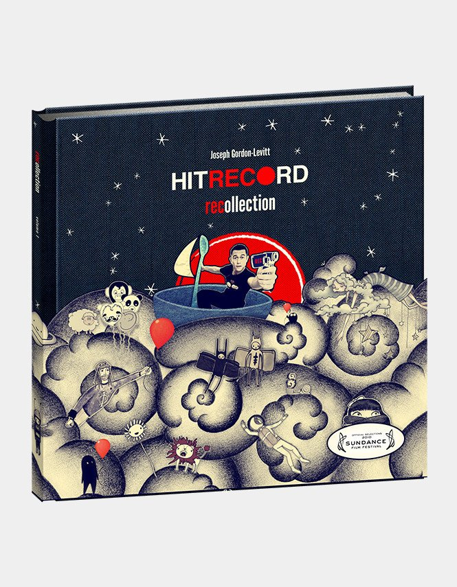 RT @hitRECord: The RECollection is the very first anthology of hitRECord's work.. and features 471 artists! https://t.co/sVoznBFW0d https:/…