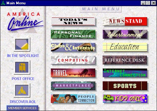 The Internet in 1994. #TBT https://t.co/phdAqydUzr