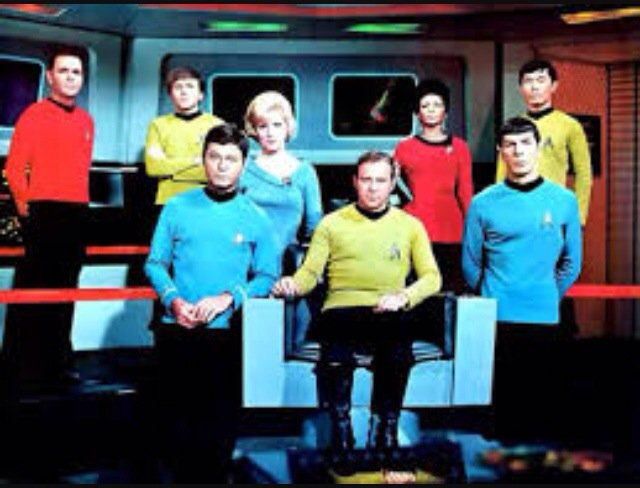 .@StarTrek is 50 & is celebrating with a huge event in New York in Sept.