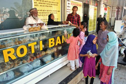 A Roti Bank that feeds the hungry has become a huge success in Aurangabad https://t.co/6tElPBYui8 https://t.co/HtVheiqGB2
