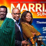 "⏬7days more ""MARRIAGE SUMMIT16"" Theme:Lets Be real 🏢KICC Dominion Centre 📆13.2.16 🕐9am cc @TudorBismark https://t.co/dDaBNJ5JKE #Ghype"