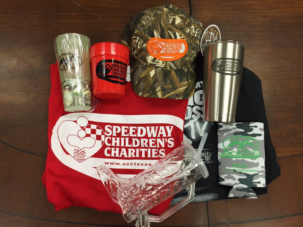 #FreeStuffFriday RT and follow @SCCTX to win. We'll pick a random winner at 5pm. (And yeah, that is a Yeti in there) https://t.co/cb4TFhgNFU