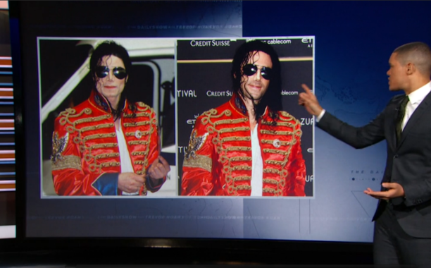 Trevor Noah has questions about Joseph Fiennes playing Michael Jackson: