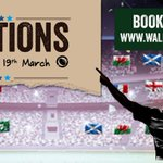 TOMORROW! #RBS6Nations #Walkabout #HomeOfRugby #sheffieldissuper https://t.co/w6CYwLD8eM