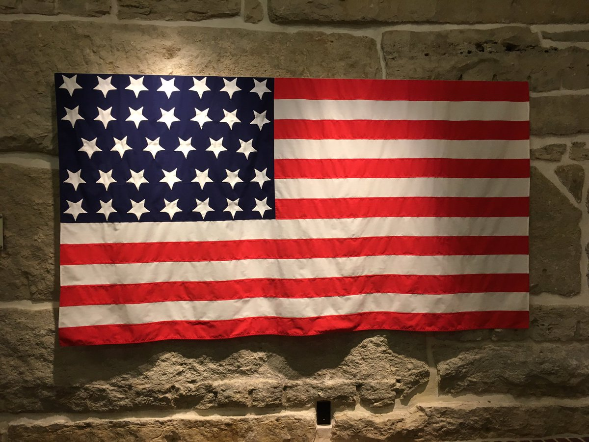 KS was admitted into the U.S. as a free state on Jan. 29, 1861. It was the 34th state to join the union. #KansasDay https://t.co/ZUuCdzFQnf