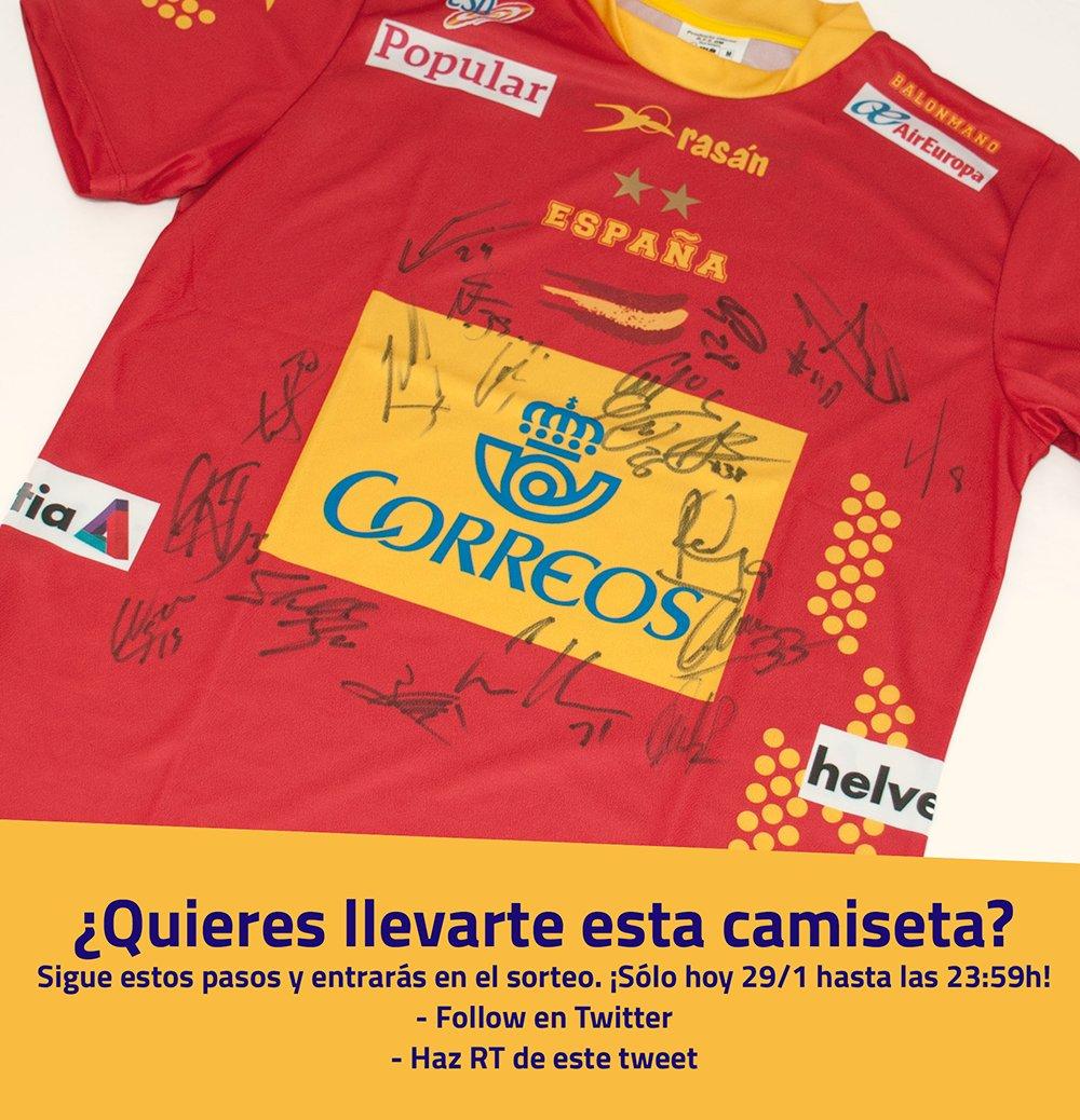 ¿Eres un auténtico fan de los #Hispanos? Sigue los pasos de la foto y hazte con una camiseta oficial ¡vamos! https://t.co/H03lO8ED2k
