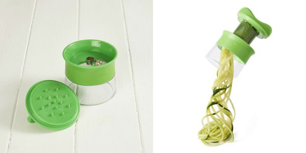 Want to WIN a spiralizer? RT & follow to be in with the chance! GOOD LUCK! https://t.co/6702ulns2n https://t.co/fvCJklnI9l