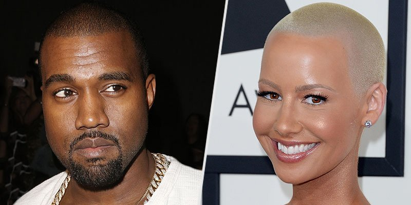 Kanye West denies Amber Rose's claims about his sexual preferences