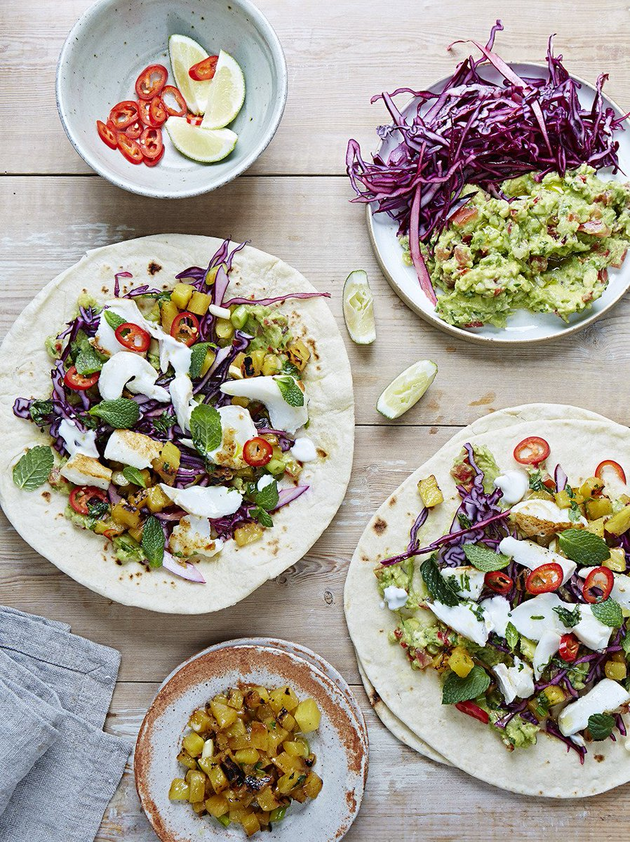 .@Fearnecotton special up next Mexican fish tacos #fridaynightfeast https://t.co/E47D0PqBqX