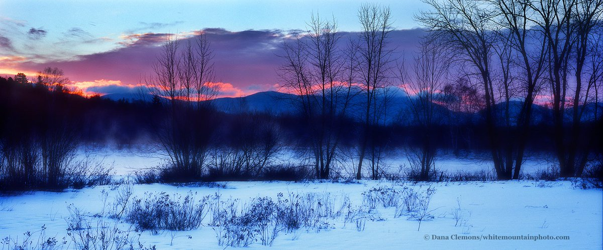 Good Sunday morning from #NH's Great North Woods! Beautiful sunrise White Mountain Photography & Photo Gallery https://t.co/JpVsX1OrbM