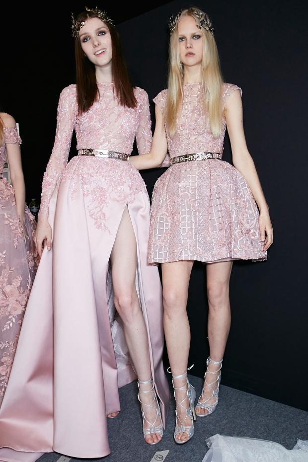 Backstage at @ZMURADofficial Haute Couture S'16 #fashion #PFW https://t.co/xqsWpCAknJ https://t.co/VbYgAckOO5