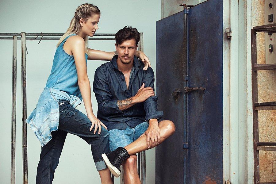 Jeanswear é inspiração. #damyllerfever https://t.co/PnSRQ3Bhjk