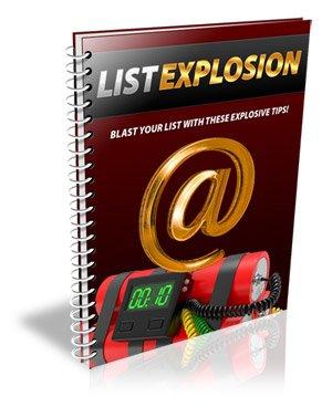 100% #Free #download #Listexplosion https://t.co/TMrEPLyduj #listbuilding #guide RTPlease https://t.co/QQPLzT8sGu