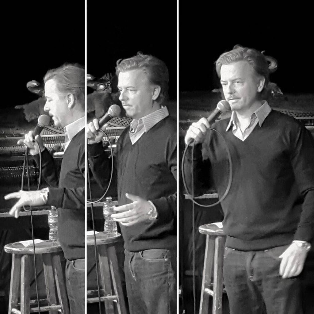 .@davidspade always so funny. Came by last night to bring tears of laughter to the house. … https://t.co/rvUcYI5iTn https://t.co/tIpOTSeusP