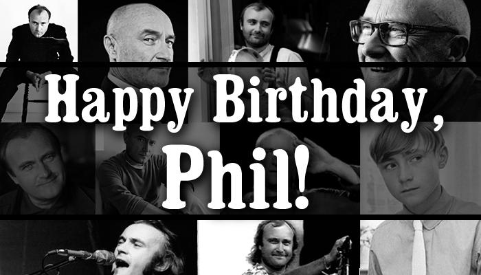 Wishing Phil a very happy birthday today! https://t.co/e3tnZoyEmL