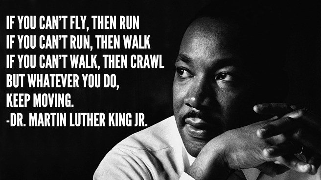 Today we honor Dr. Martin Luther King, Jr. #MLKDay https://t.co/ZKGILkbglI https://t.co/QyHhaUda0k
