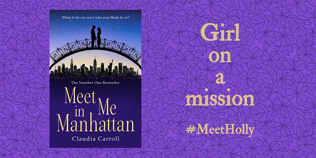 COMPETITION: Bust #BlueMonday - RT to win Meet Me in Manhattan & chocolate! Get the EB here: https://t.co/49dRv6yXCH https://t.co/x5KBGcpman