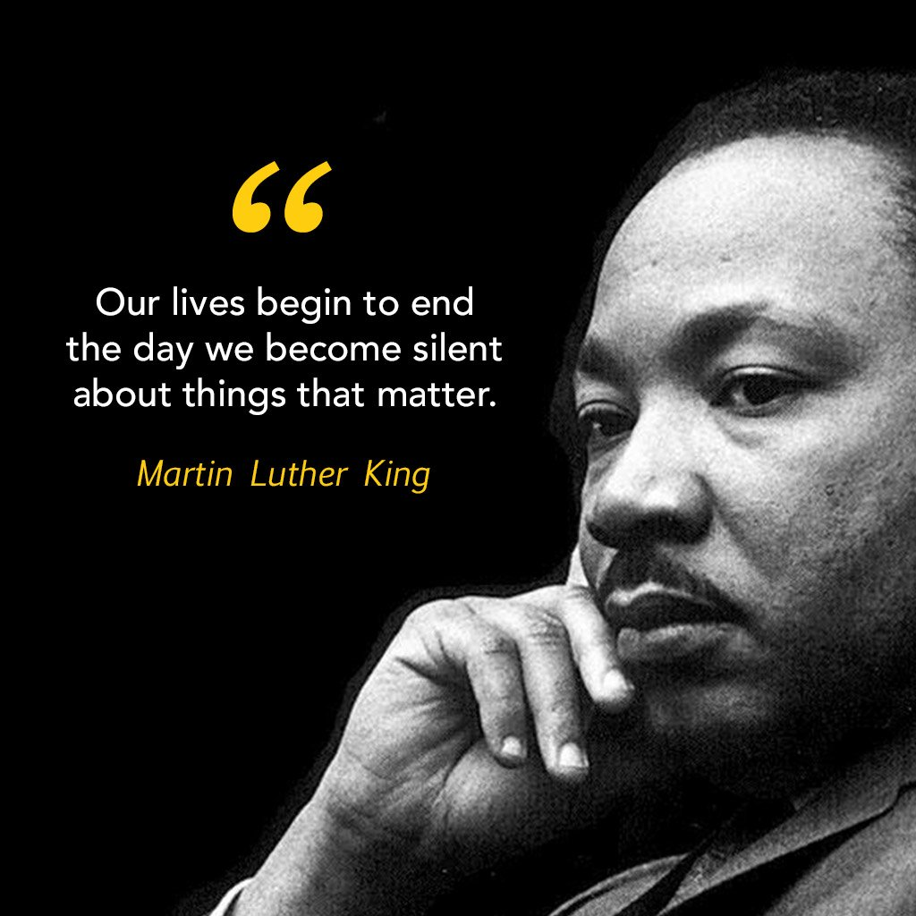 We're remembering such a wonderful human being! Happy Martin Luther King Day! #MLKDay2016 #MLKDay https://t.co/PCsTXLlAck