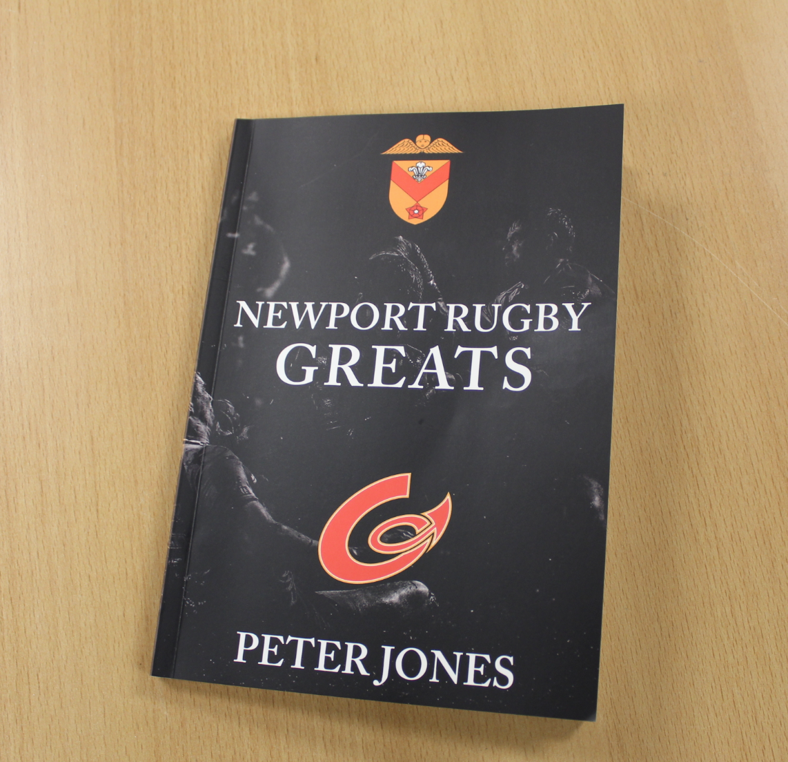 Win Newport Rugby Greats signed by @PeterJones37, Jason Forster, Tyler Morgan & Andrew Coombs. RETWEET to enter. https://t.co/re6ORnt1xj