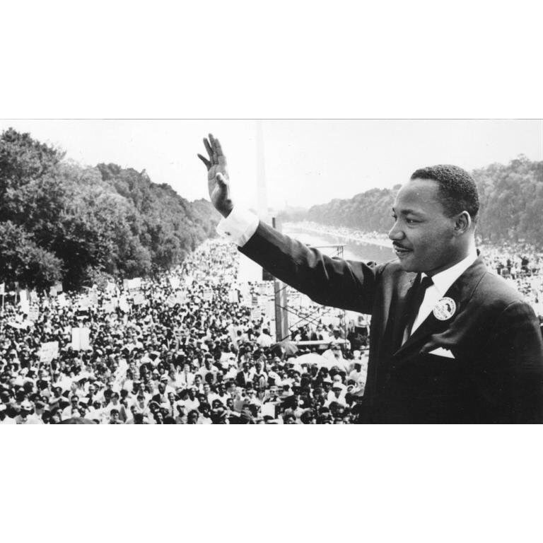 """Injustice anywhere is a threat to justice everywhere."" #MLKDay https://t.co/1uVLpM8fLj"